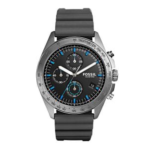 Relógio Fossil Masculino Cinza Analógico CH3063/1CN
