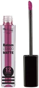 Batom Liquido 12 Horas Nude Matte 83 Max Love, Max Love