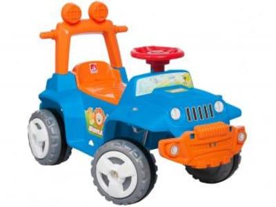Mini Jeep Banjipe Passeio e Andador - Bandeirante