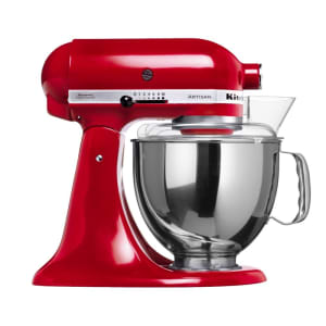 Batedeira Stand Mixer Artisan Empire Red KitchenAid