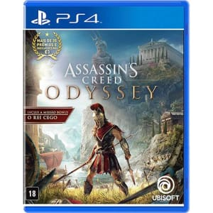 Game - Assassins Creed Odyssey Br Ed. Limitada - PS4