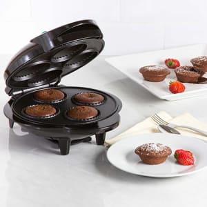 Máquina de Tortas Fun Kitchen com 2 Anos de Garantia - Preto