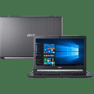 Oferta ➤ Notebook A515-51-75RV Intel Core I7-7500u 8GB 1TB LED 15.6 W10 Cinza- Acer   . Veja essa promoção