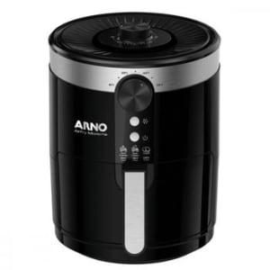 Fritadeira Sem Óleo Airfry Moderna Arno 3,5 Litros Preta  220V - Magazine Ofertaesperta