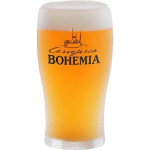 Copo Cervejaria Bohemia - 340 ml - Unidade