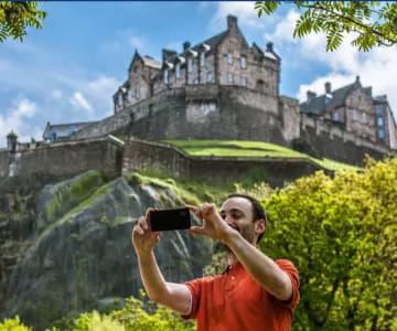 Pacote Escócia (Edimburgo) - 2021 Aéreo + Hospedagem