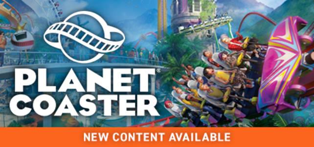 Jogo Planet Coaster - PC Steam