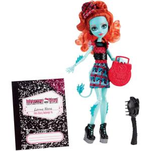 Boneca Monster High Mattel Intercâmbio Monstro - Lorna Mcnessie