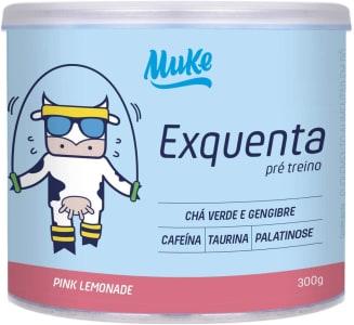 Pré Treino Exquenta Muke 300g - Muke