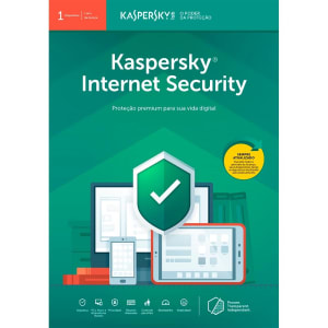 Kaspersky Internet Security 2019 Multidispositivos 1 PC - Digital para Download
