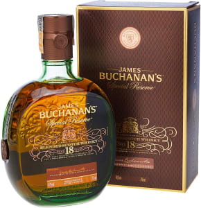 Whisky Buchanans Special Reserve Aged 18 Years - 750ml