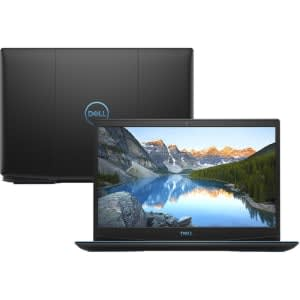 "Notebook Dell Gaming G3-3590-A10P 9ª Intel Core I5 8GB (Geforce GTX1050 com 3GB) 1TB 15,6"" Windows 10 - Preto"