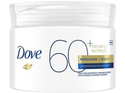 Máscara Dove Concentrado Reconstrutor - 60+ 300g