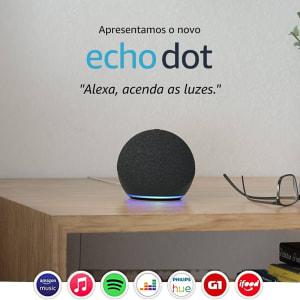 Confira ➤ Novo Echo Dot (4ª Geração): Smart Speaker com Alexa – Cor Preta ❤️ Preço em Promoção ou Cupom Promocional de Desconto da Oferta Pode Expirar No Site Oficial ⭐ Comprar Barato é Aqui!
