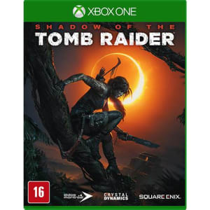 Game - Shadow Of The Tomb Raider - Xbox One