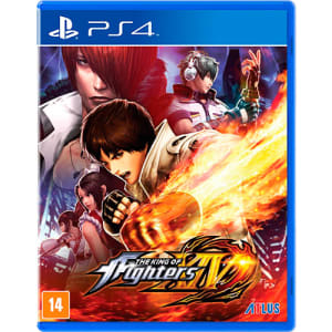 Game - The King Of Fighters XIV - PS4