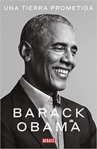 Livro Una tierra prometida / A Promised Land - Barack Obama