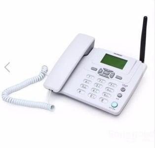 Telefone Celular Rural Fixo De Mesa Huawei Ets3125i Rádio FM - Magazine Ofertaesperta