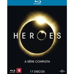 Blu-ray Heroes Coleção Completa - Marketplace