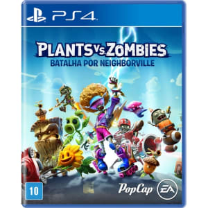 Game Plants Vs Zombies: Batalha por Neighborville - PS4