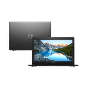 "Notebook Dell Intel Core i3 4GB 1TB Tela 15.6"" Linux i15-3584-D10P Preto"