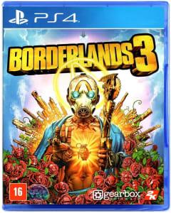 Jogo Borderlands 3 - Edição Padrão - PlayStation 4