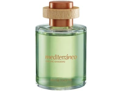 Perfume Antonio Banderas Mediterráneo EDT Masculino - 100ml