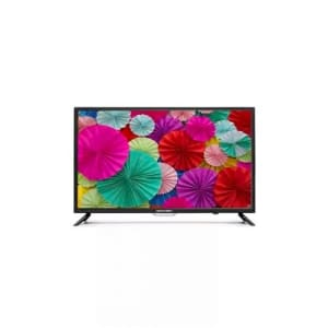 "Tela 32"" HD, HDMI, USB, VGA + Conversor Digital Multilaser - TL001"