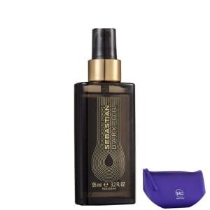 Sebastian Professional Dark Oil - Óleo Capilar 95ml + Nécessaire Roxo Beleza Na Web