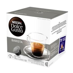 4 - Caixas de Café Expresso Instantâneo Nescafé Dolce Gusto Espresso Barista 16 Cápsulas