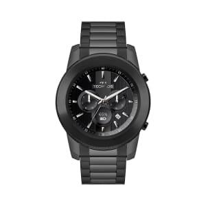 Relógio Technos Connect Unissex Grafite Smartwatch M1AB/4P