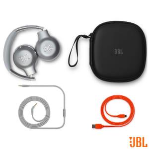 Fone de Ouvido Sem Fio JBL Everest 310GA com Google Assistant Headphone Prata - JBL V310 GABT SIL - JBLV310BTGAPTA_PRD