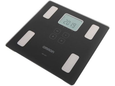 Balança Digital de Bioimpedância Bluetooth - até 150kg Omron HBF-222T - Magazine Ofertaesperta