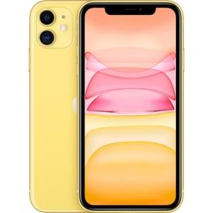 iPhone 11 256GB Amarelo iOS 4G Wi-Fi Câmera 12MP - Apple