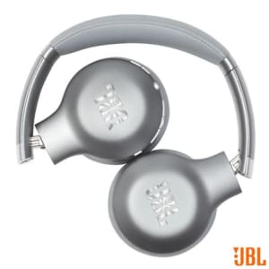 Fone de Ouvido Sem Fio JBL Everest 310GA com Google Assistant Headphone Prata - JBL V310 GABT SIL