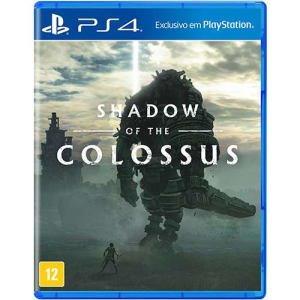 Game Shadow Of The Colossus - PS4