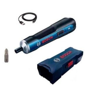 Parafusadeira Bosch Go A Bateria 3,6v Bivolt