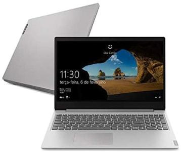 "Notebook Lenovo Ultrafino ideapad S145 i5 - 8265U 8GB 256GB SSD GeForce MX 110 Windows 10 15.6"" Dolby Audio Design Leve e Compacto, Prata"