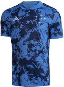 Camisa Cruzeiro III 20/21 s/n° Torcedor Adidas Masculina