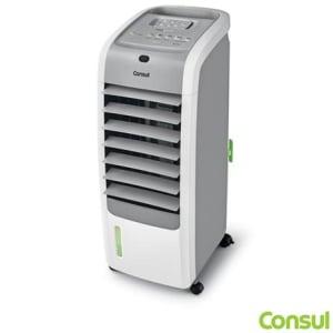 Climatizador de Ar Quente e Frio com Função Umidificar e 03 Níveis de Ventilação C1R07AB - Consul - COC1R07ABBCO