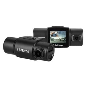 Câmera Veicular Full HD Duo Intelbras DC3201 - Preta