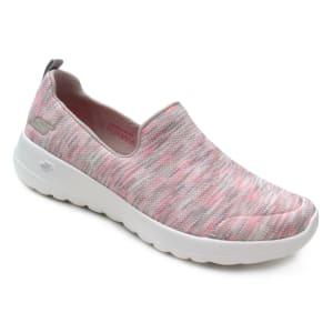 Tênis Skechers Go Walk Joy Feminino - Coral