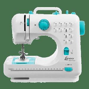 Oferta ➤ Máquina de Costura Lenoxx Multi Points PSM101 Branca Bivolt   . Veja essa promoção