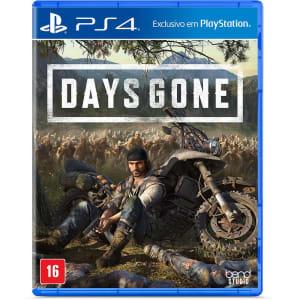 (APP) - Jogo Days Gone - PS4