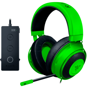 Headset Gamer Razer KRAKEN Tournament Edition Verde - RZ04-02051100-R3U1