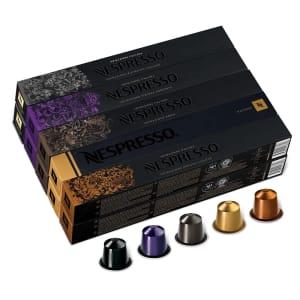 Seleção de Cápsulas Nespresso com 30% de Cashback + R$20,00 de Desconto com o Cupom NOVACOMPRA20
