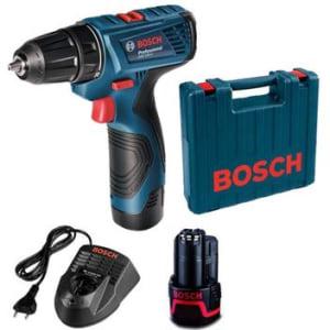 """Furadeira Parafusadeira 3/8"""" 12V Bosch GSR 120-LI 2 - Magazine Ofertaesperta"""