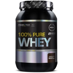 100% Pure Whey (900g) Sabor Chocolate - Probiotica