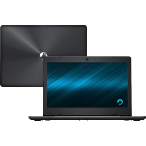 "Notebook Positivo Stilo XCI7660 Intel Core i3 4GB 1TB Tela LED 14"" Linux - Cinza Escuro"