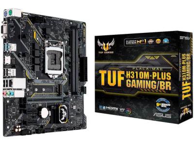 Confira ➤ Placa Mãe Asus TUF H310M-Plus Gaming/ BR Chipset H310 Intel LGA 1151 mATX DDR4 ❤️ Preço em Promoção ou Cupom Promocional de Desconto da Oferta Pode Expirar No Site Oficial ⭐ Comprar Barato é Aqui!